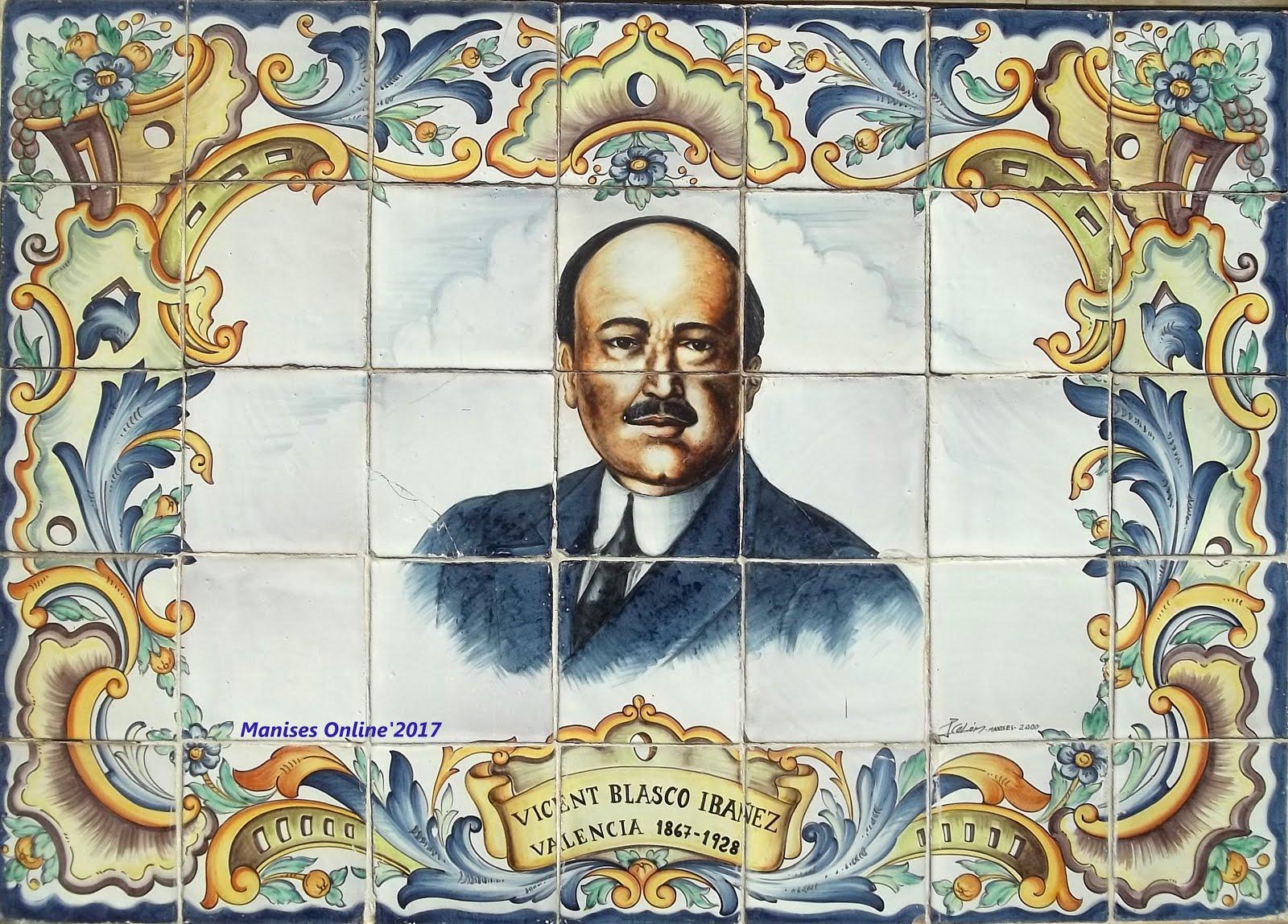 27.02.17 SE CUMPLEN 150 AÑOS DEL NACIMIENTO DE VICENTE BLASCO IBÁÑEZ