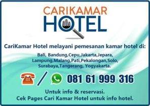 Cari Kamar Hotel