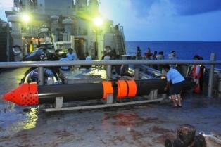 TNI AL Ujicoba Torpedo Kapal Selam