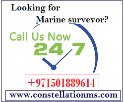 Accredited Marine surveyors in Dubai