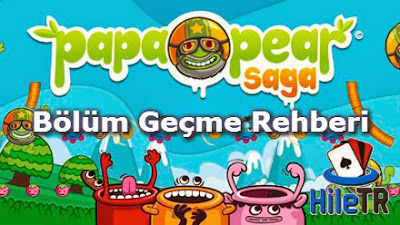 Papa Pears Saga Bölüm Geçme