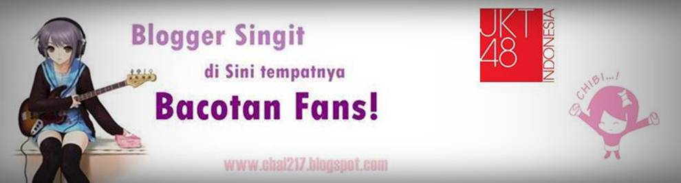 blogger singit