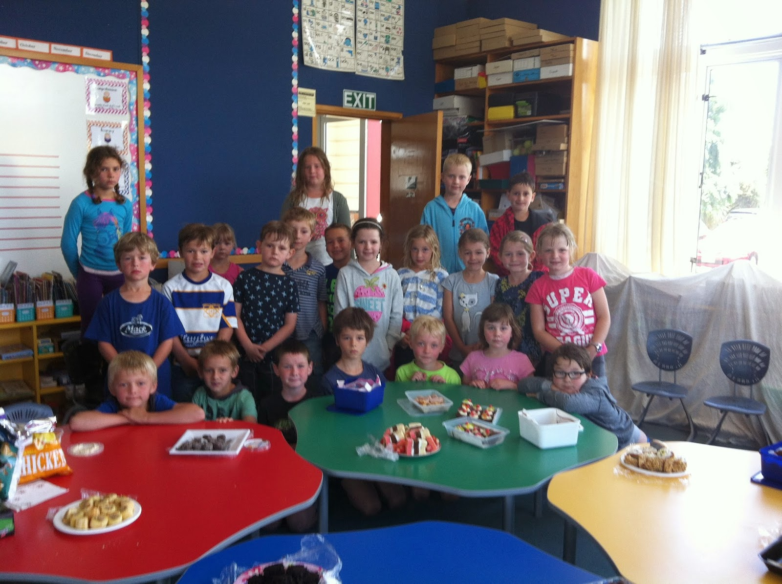 Room2 brightwater school nelson new zealand 2016 farewell to class of