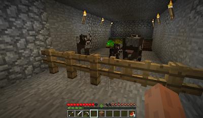 cows minecraft