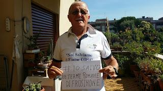 # Io Salvo Le Terme Romane di Frosinone