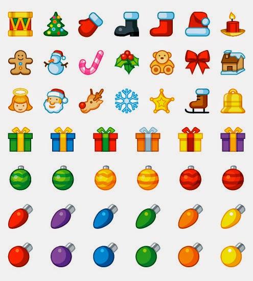 navidad icono