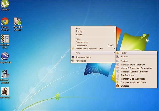Kích hoạt God Mode trên Windows 7 và 8