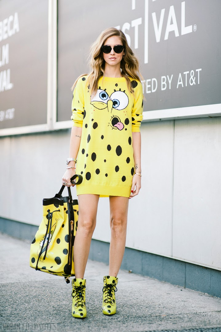 Michael Kors Blonde Salad Jeremy Scott Sponge Bob