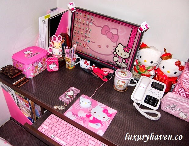 hello kitty room luxury haven