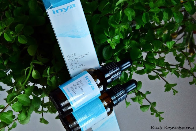 Inya pure hyaluronic acid serum
