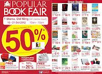 Popular Book Fair 1 Utama 2012