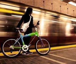 Οδηγίες για τη μεταφορά ποδηλάτων στο ΜΕΤΡΟ