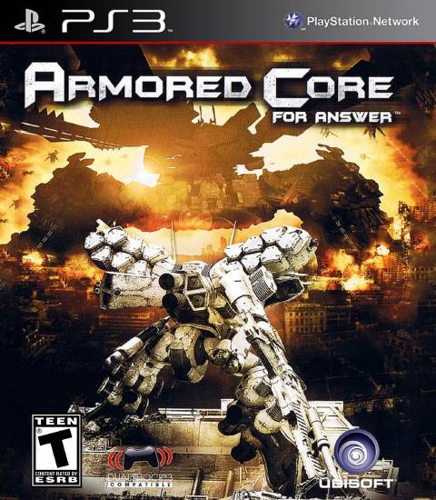 Armored Core: for Answer [Original Soundtrack] - Original
