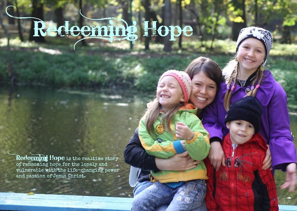 Redeeming Hope