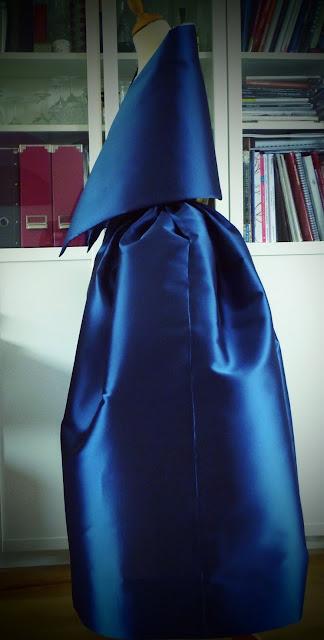 Robe de mariée par couturière Yvelines