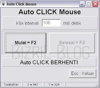 Mouse Auto Click
