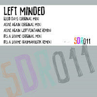 left Minded Good Days EP something different