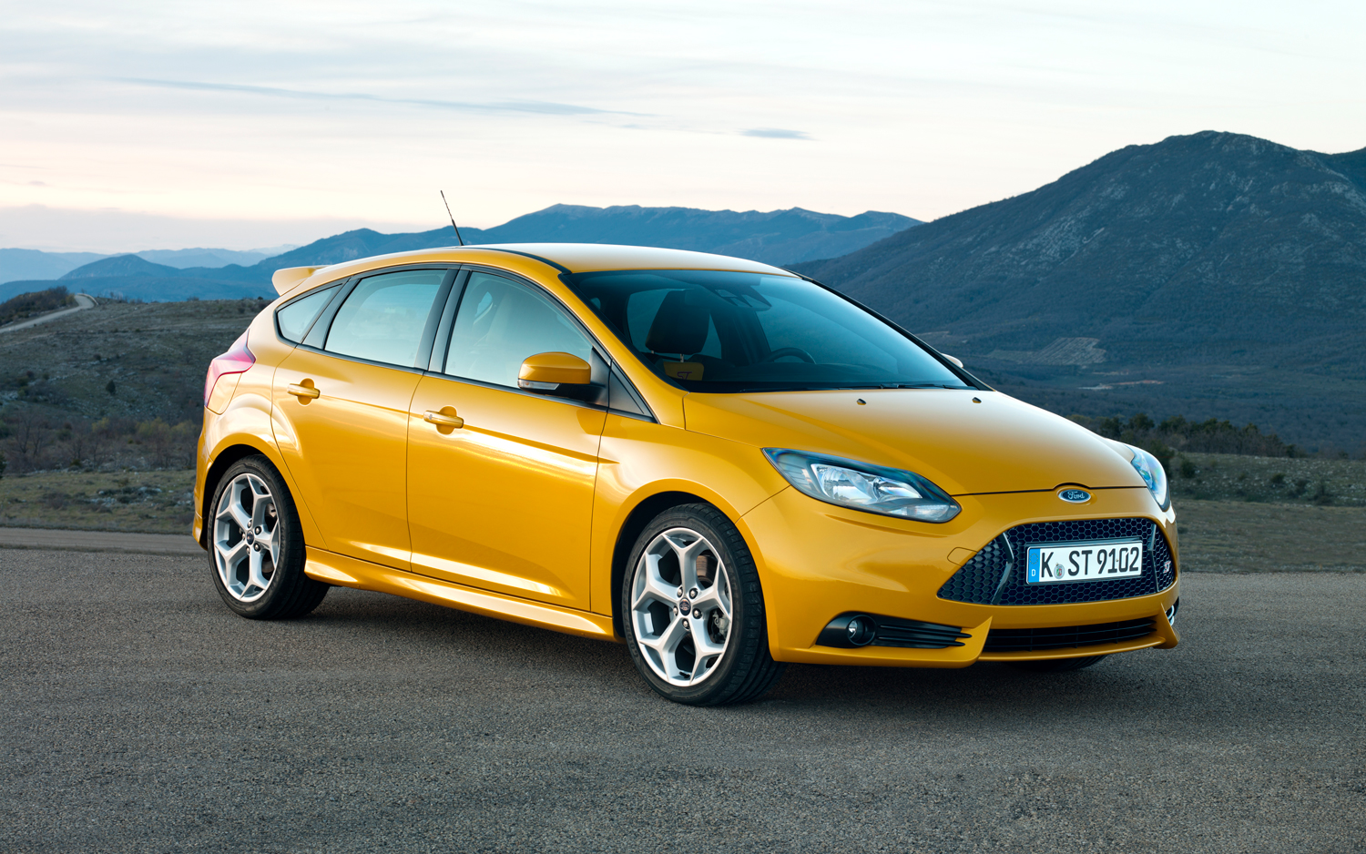 2013 Ford Focus Receives Highest Possible Safety Rating