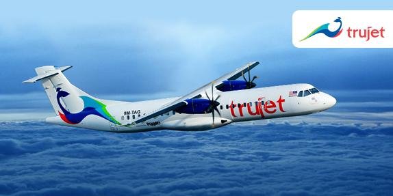 trujet seating arrangement