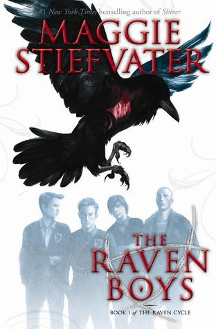 The Raven Boys, first in a series, by Maggie Stiefvater gets 2 out of 5 stars in my book.  It's your typical quirky girl and privileged boy with a forbidden love.  This paranmoral/fantasy read has supernatural traits, and starts of interesting.  Middle school and up boys and girls alike may enjoy this read. Alohamora Open a Book http://alohamoraopenabook.blogspot.com/