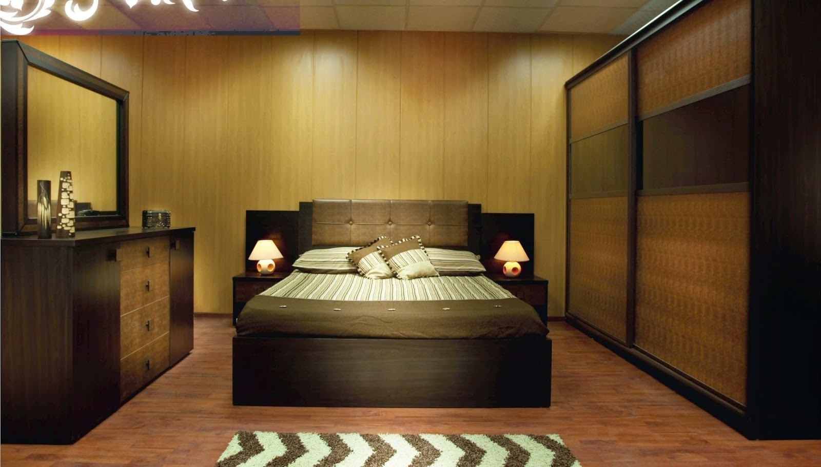 The Modern Bedroom Design in 2014