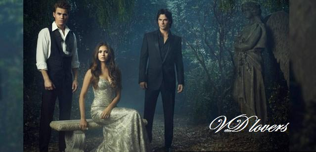 Vampire Diaries Lovers