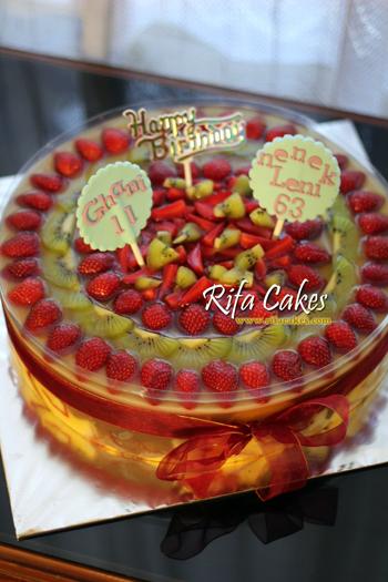 Fruit Cake Order Online Philippines
