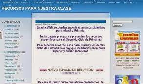 RECURSOS PARA NUESTRA CLASE