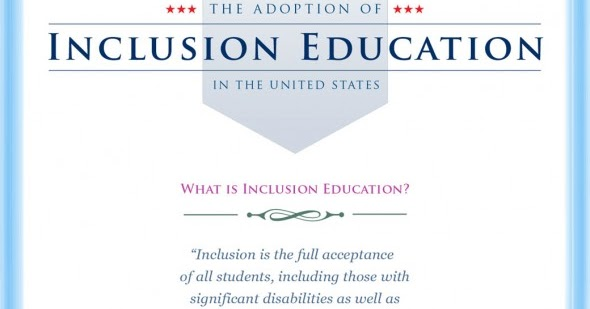 a analysis of inclusion in education in united states The united states prison system: a comparative analysis it has been accepted for inclusion in graduate the united states prison system currently faces many.