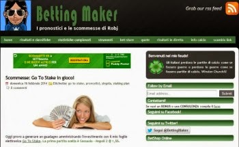 Betting Maker