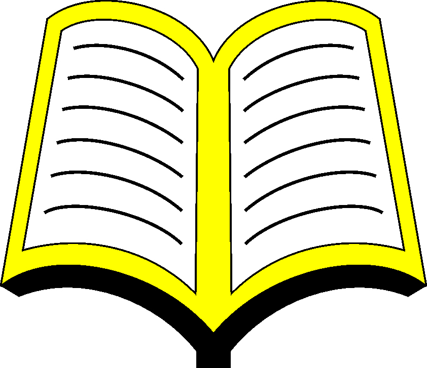 Buku Terbuka Logo Proga Info Gambar