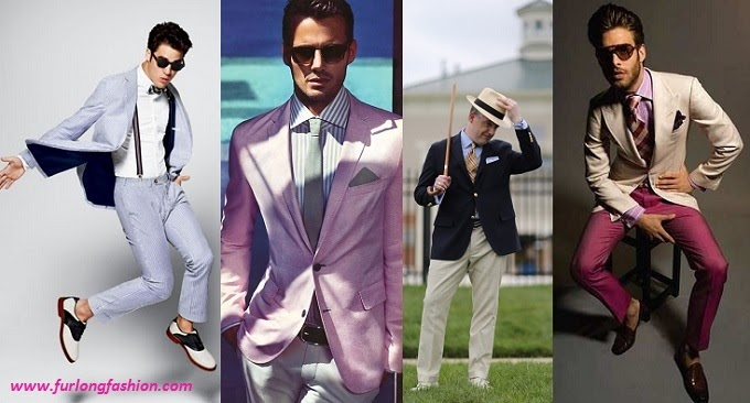 gentlemens fashion at the races