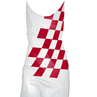 Free Croatia Dress