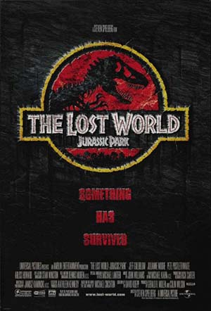 Poster The Lost World: Jurassic Park 1997