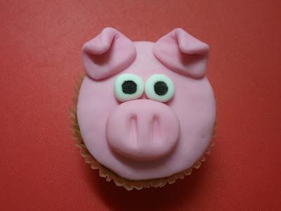 Cerdo fondant