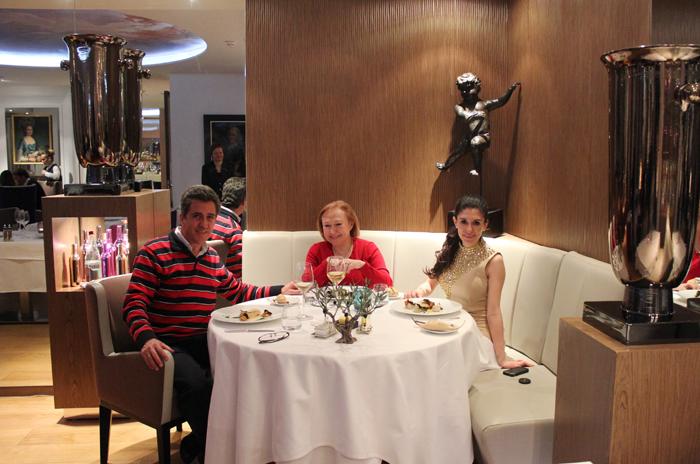 diana dazzling,fashion blogger,fashion blog,cmgvb,como me gusta vivir bien,luxury, Oustau de Baumanière,courchevel,1850,le strato,etoiles Michelin,restaurant, Jean-André Charial,Sylvestre Wahid