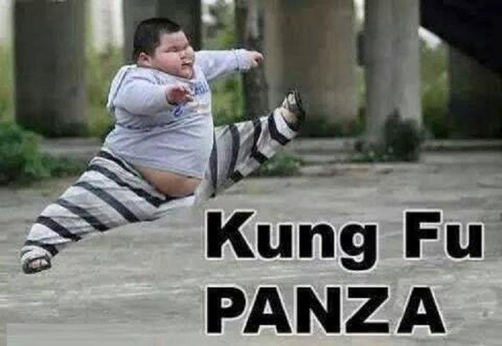 Kung Fu panza