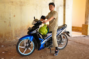 BBM Naik, Herman Berinovasi Ganti Bensin Dengan LPG