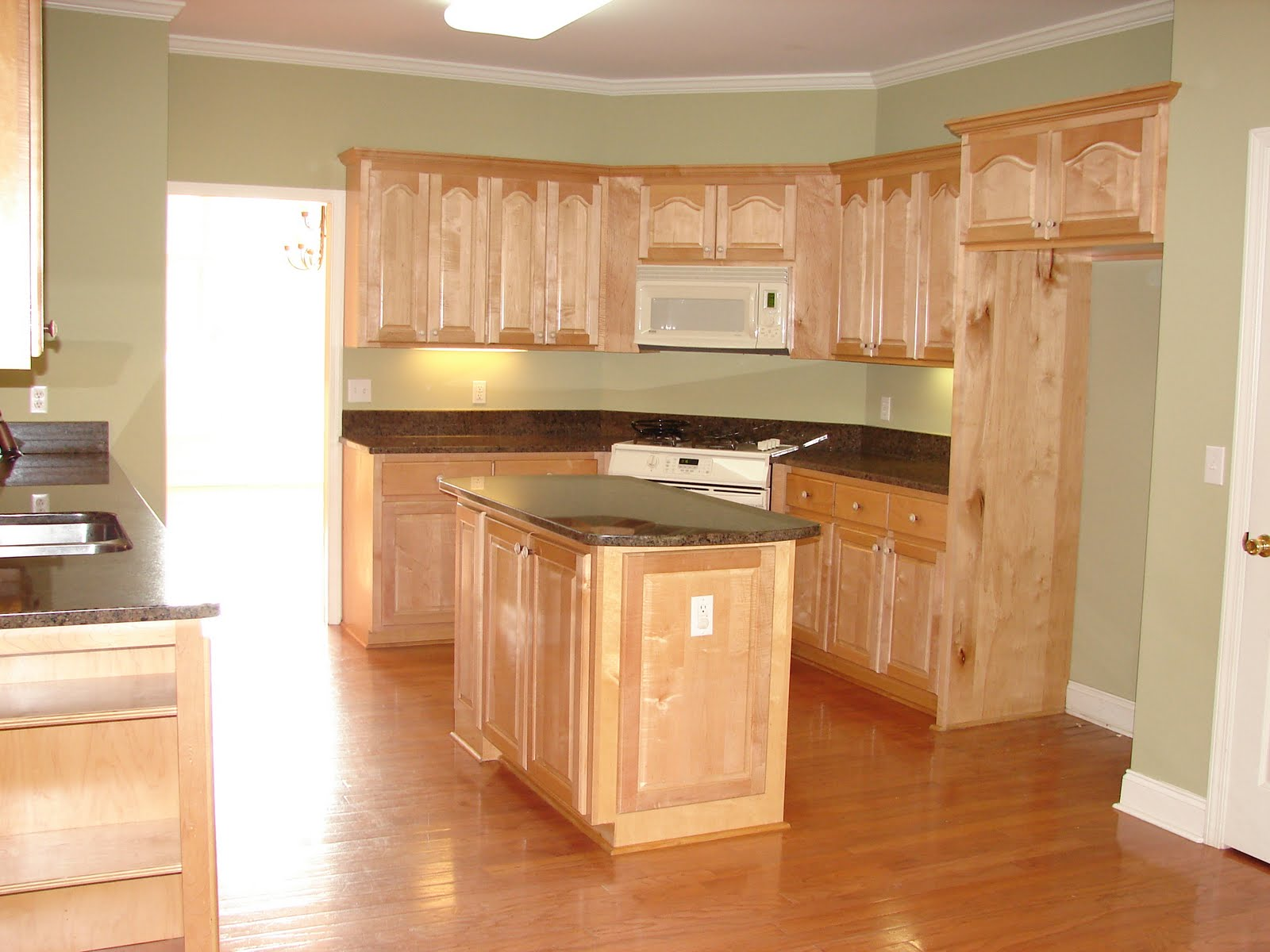 ... Kitchen Cabinets Doors Floor And Decor Cabinets B E Interiors My  Version Of A Quot Budget Quot Backsplash ...