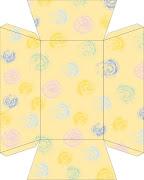 . cajas mas, para que las cajas te queden mas firmes imprimelos sobre . canasta pascua