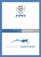 Regulamento FPN Natação Adaptada 2016/17
