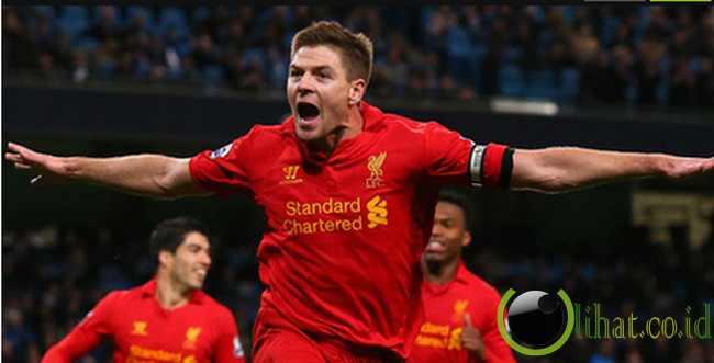 Steven Gerrard (Liverpool)