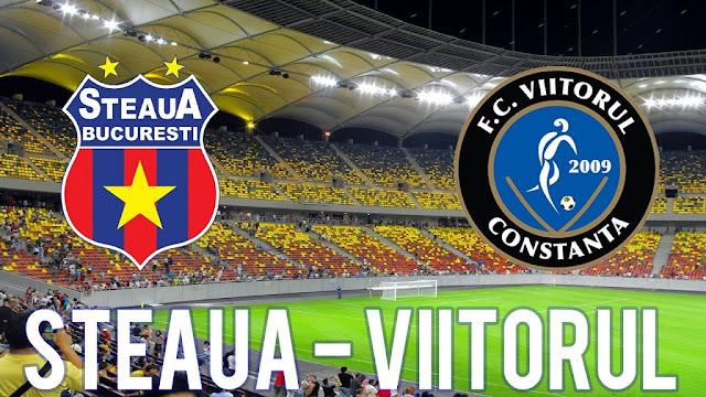 Cupa României Steaua Viitorul LIVE 17 decembrie 2015 Protv