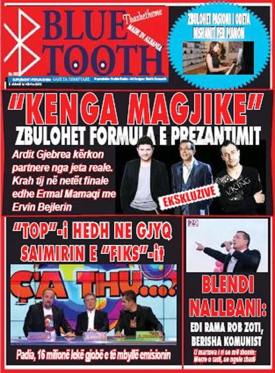 Revista BLUETOOTH - 16 Nentor 2013