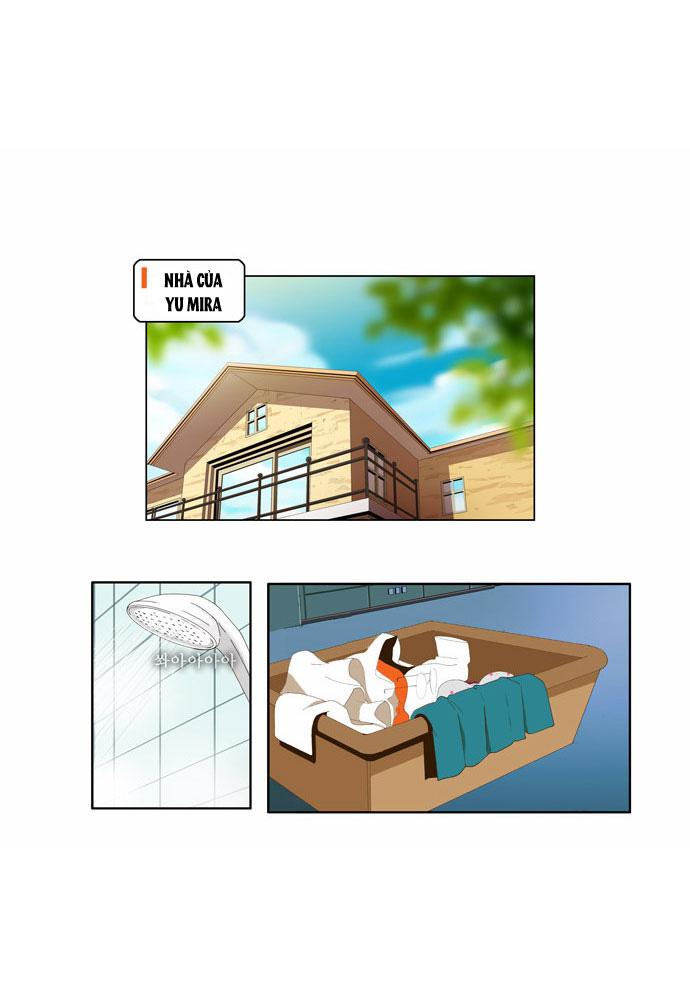 Chúa tể học đường chap 39 - Trang 5
