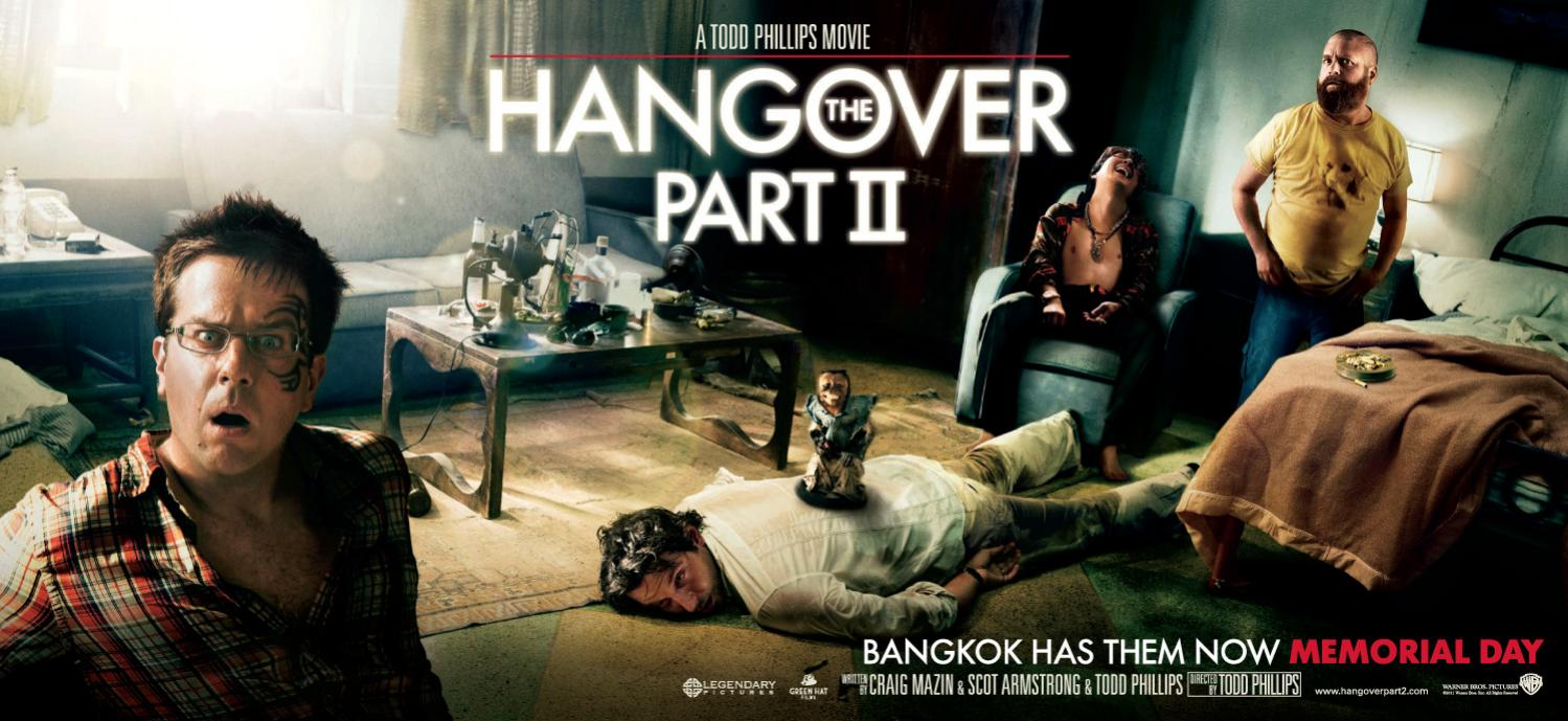 Hangover 2 Movie Trailer 2011 Hangover 2 Movie Poster