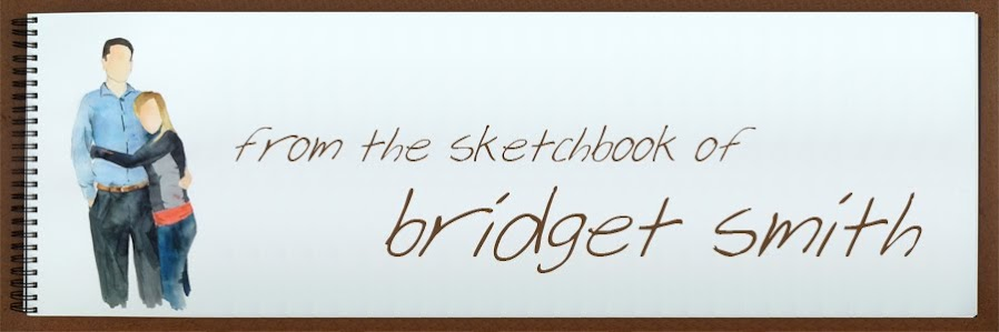 From the Sketchbook of Bridget Smith