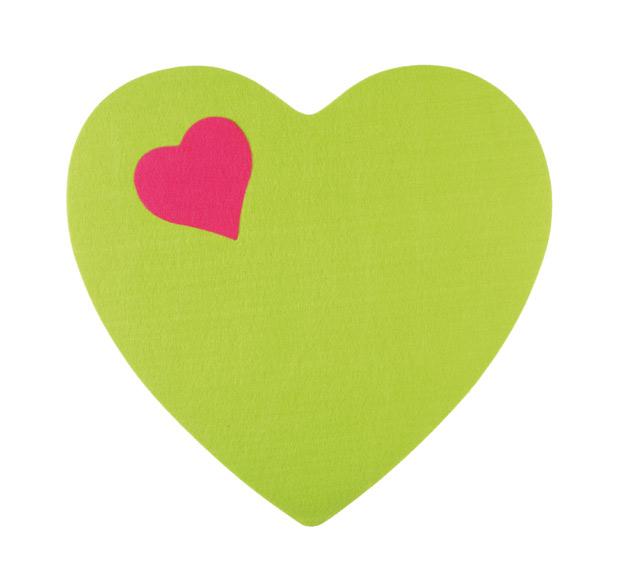 dibujos de corazones a color