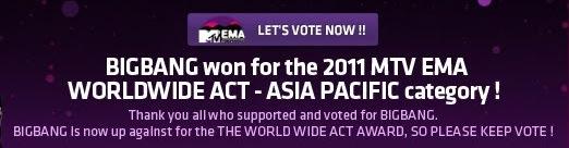Bunnytops! Vote for Bigbang and 2NE1! Bigbang-youtube