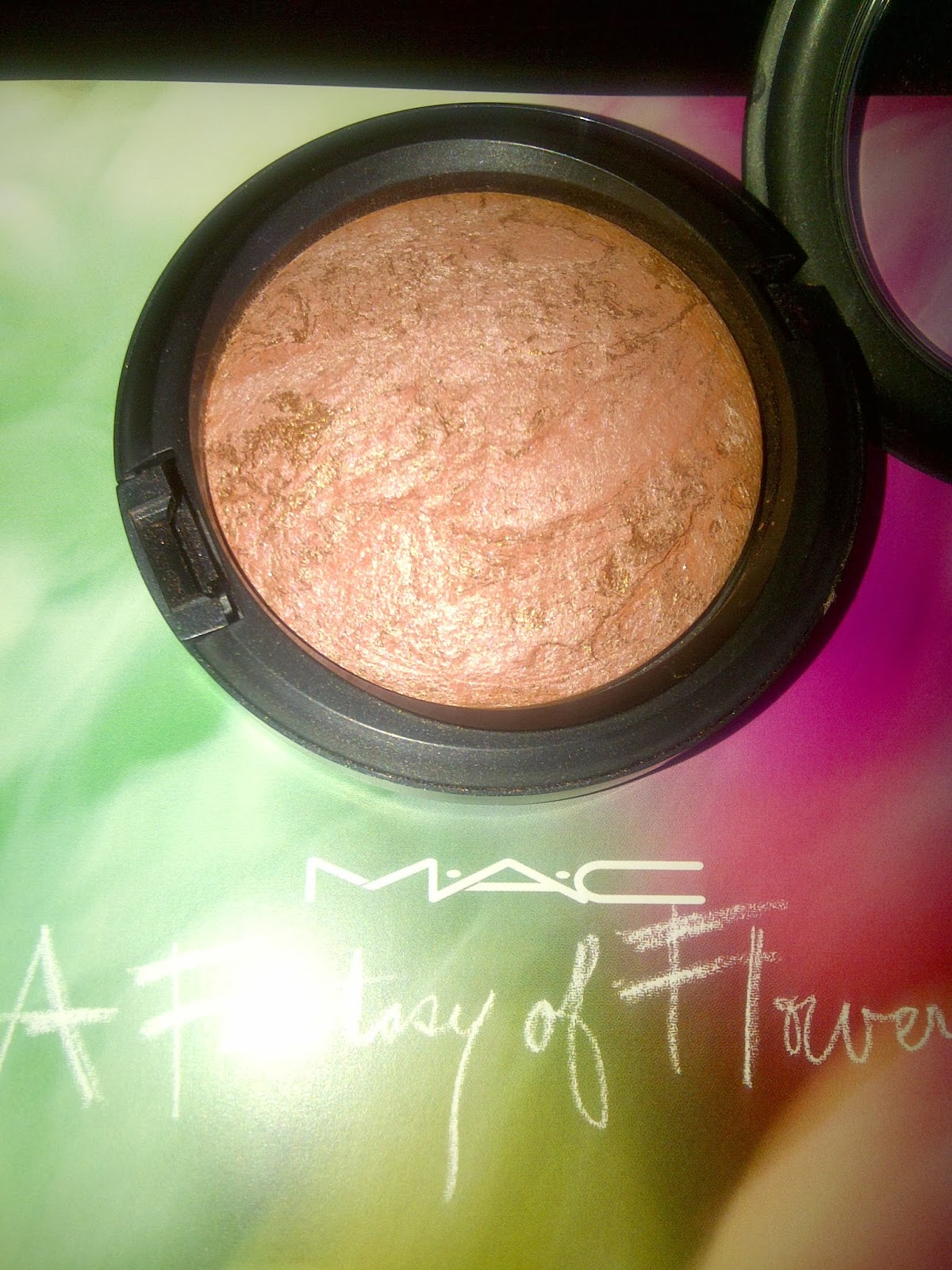 my shimmer secret mac stereo rose comparable dupes